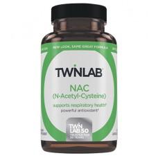 Twinlab NAC (N-Acetyl-Cysteine) - 60 kapsula