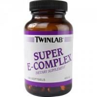 TWINLAB Vitamin E kompleks