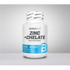 BioTech Usa Zinc Chelate 60 kapsula