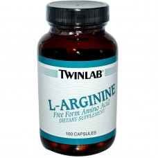 Twinlab L-Arginin  100 kapsula