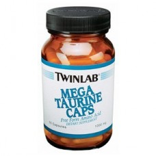 Twinlab Taurin  50 kapsula